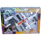 Newray 20408–Model Kit Space Adventure échelle 1: 48, Space Station