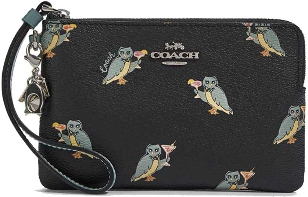 Coach Wallet or Small Crossbody Gift Box Shopping Bag Set New