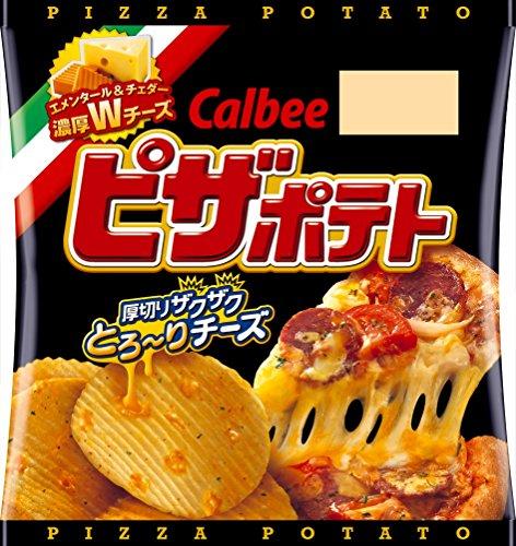 karubi 피자 포테이토 25g × 12 포