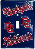 Washington Nationals Light Switch plate
