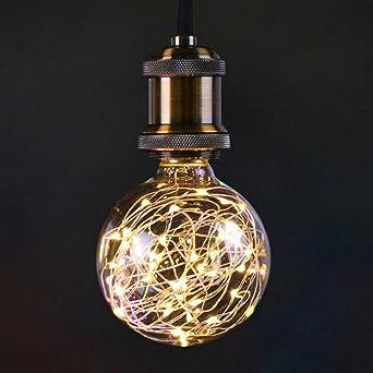 Ambiante Base G95 Globe Lumineuse Led Nuit Guirlande Ampoule Edison OkPXZiuT