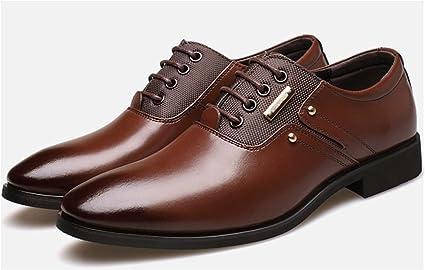 XIE Zapatos de Cuero Trajes de los Hombres de Negocios ...