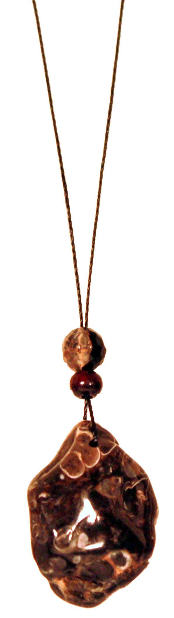 Pendulum / Cradle of Life / Chakra Balancing Amulet