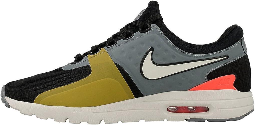 Nike Lmtd Scarpe Donna W Air Max Zero Si 881173400 Tessuto Gomma PE17
