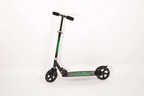 TROTTINETTE BERLIN - MAXI SCOOTER GRANDES ROUES 200mm ...