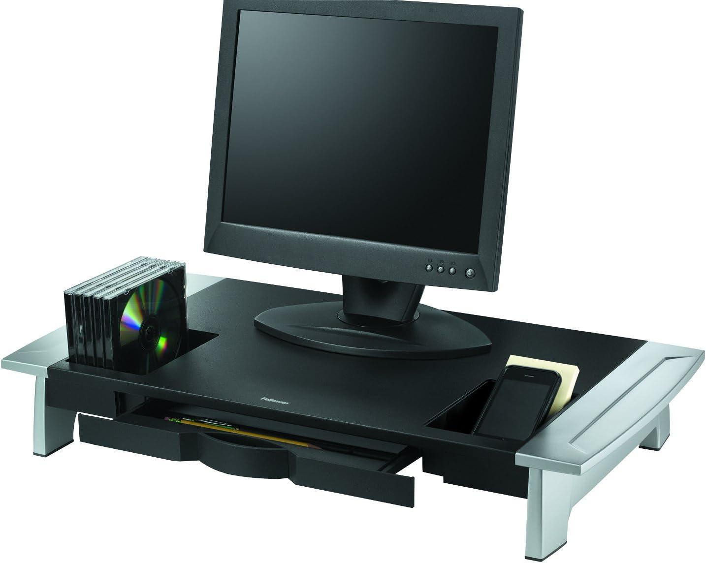 Fellowes 8031001 Premium Office Suites Support /écran pour Moniteur