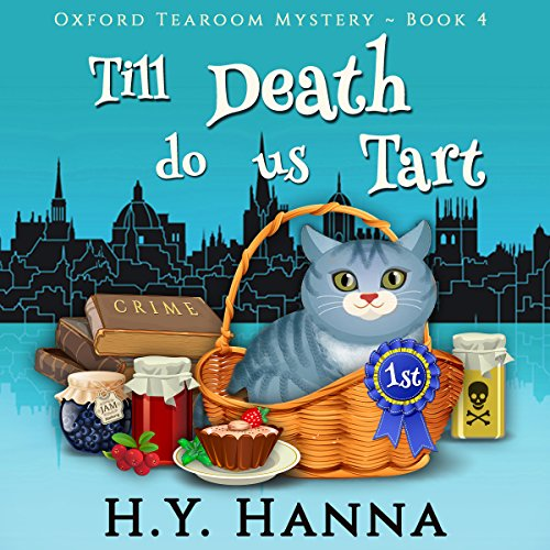 Till Death Do Us Tart: Oxford Tearoom Mysteries, Book - Tart Pearl