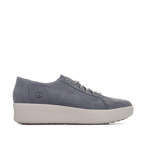 Cordones A1rx5 De Timberland Zapatillas Gris Mujer Zapatos Gárgola PxqYf