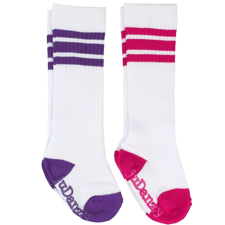 juDanzy knee high tube socks for boys girls baby toddler & child