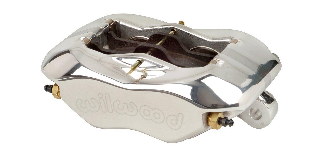Heidt's Rod Shop DF-049 Disc Brake Caliper Caliper Assembly, Billet