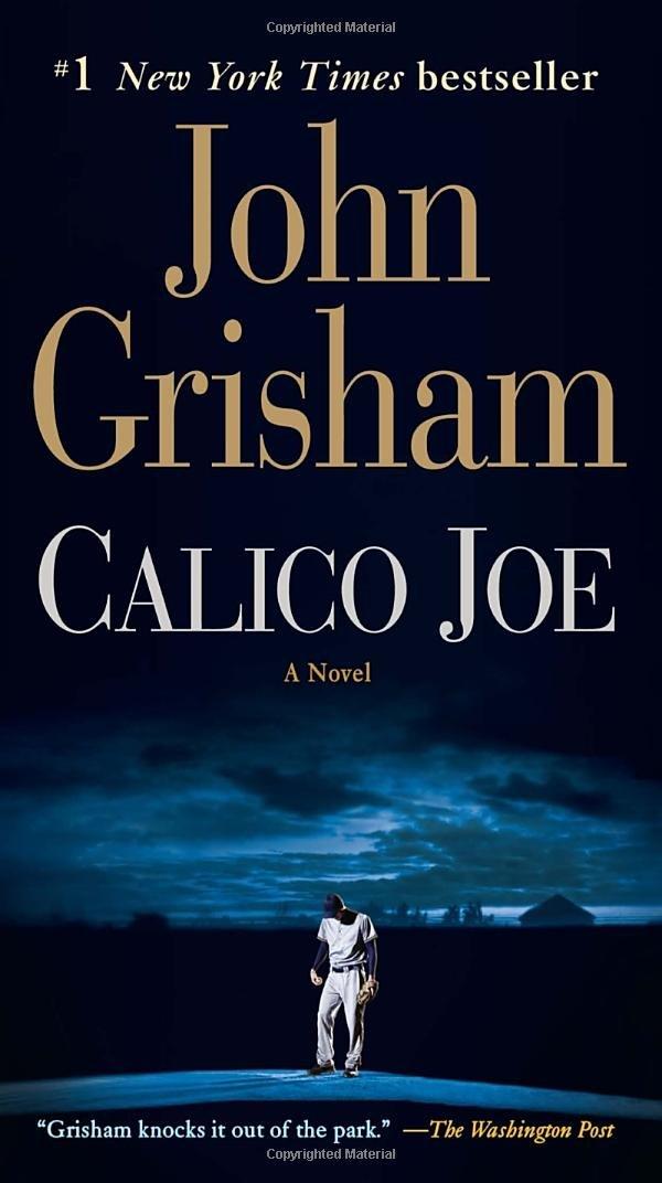 Image result for john grisham calico joe