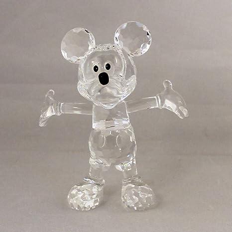 Amazon.com: Swarovski Mickey Mouse Figurine: Home & Kitchen