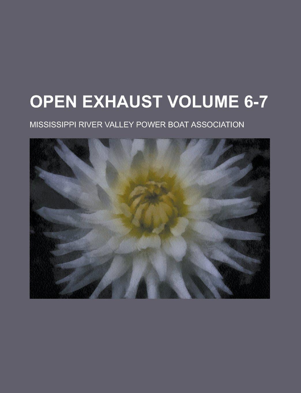 Download Open Exhaust Volume 6-7 PDF