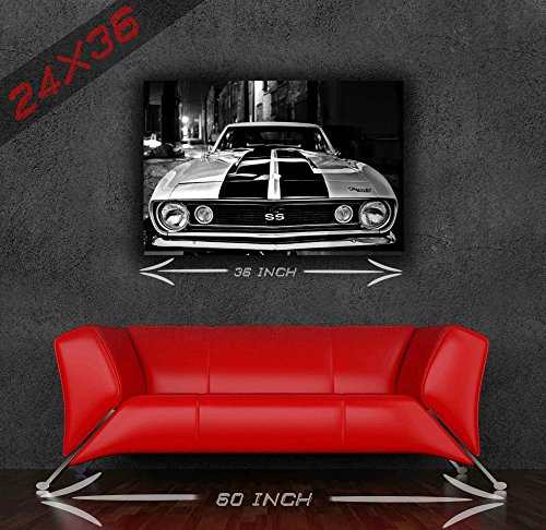 classic camaro poster - 8