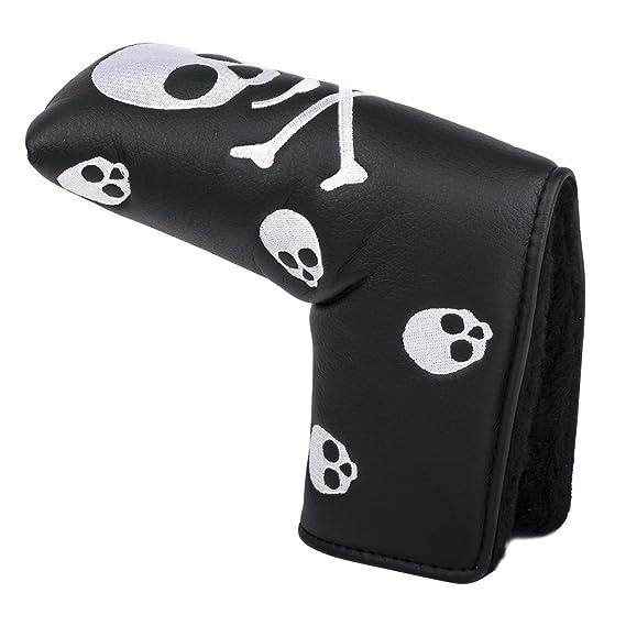 Diseño de calavera Bones Filtro de colmena para palo de golf ...