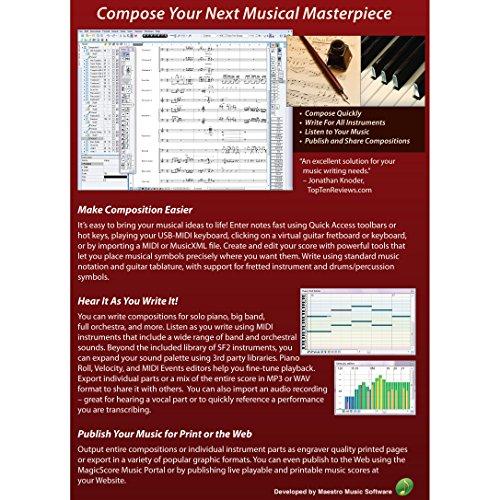 MagicScore Maestro v8.0 - Image 1