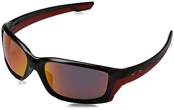 Oakley OO9331-08 Straightlink, Gafas de sol, Hombre, Negro (Polished Black