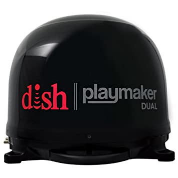 Review Winegard PL-8035 Black Dish
