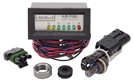 Edelbrock 6593 Air/Fuel Ratio Gauge, Gauge Sets - Amazon Canada