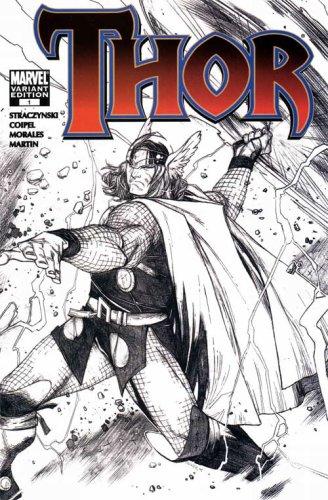Read Online Thor #1 (San Diego ComiCon sketch variant) ebook