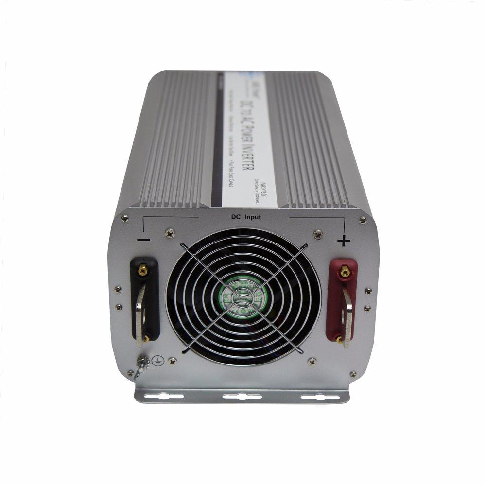 AIMS Power 10,000 Watt Power Inverter 12 vDC to 120 vAC by Aims (Image #2)