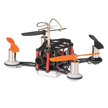 Goolsky JJRC JJPRO-T1 Drone de Carrera Micro FPV 95mm Basado en F3 ...