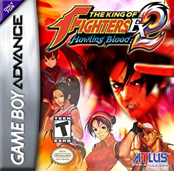 The king of fighters 2 games