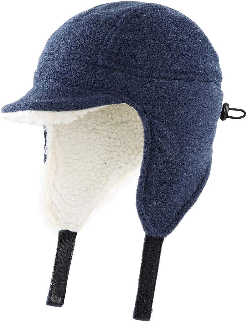 c/álido con orejeras Magracy Sombrero unisex para hombre y mujer para invierno de forro polar con Viosr