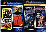 MGM Midnite Movies Gorilla at Large / Mystery on Monster Island DF & Count Yorga Vampire / The Return of Count Yorga DF 4-Movie Bundle