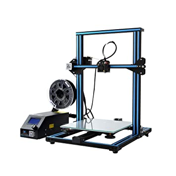 Impresora 3D, Tamaño De Impresión 220 × 220 × 250 Mm, Estructura ...