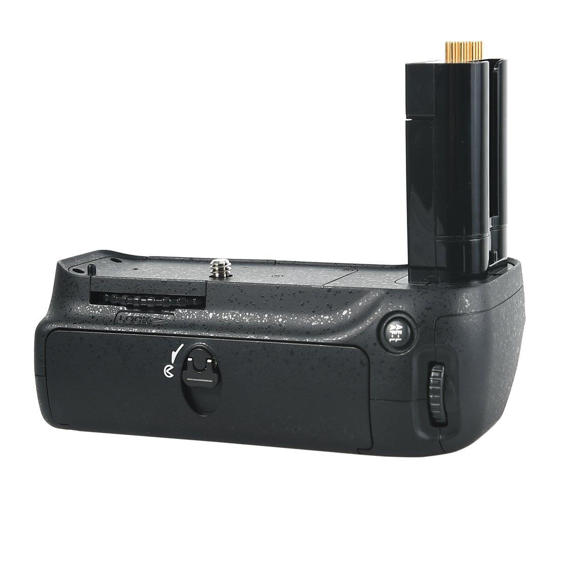 DSTE/® Pro MB-D80 Vertical Battery Grip for Nikon D80 D90 SLR Digital Camera as EN-EL3E