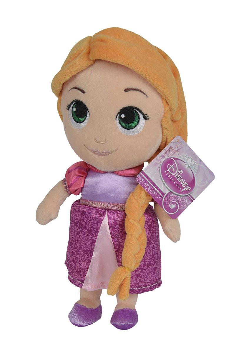 SIMBA 6315874892 25 cm Disney Baby Princess - Rapunzel Peluche Figura: Amazon.es: Juguetes y juegos