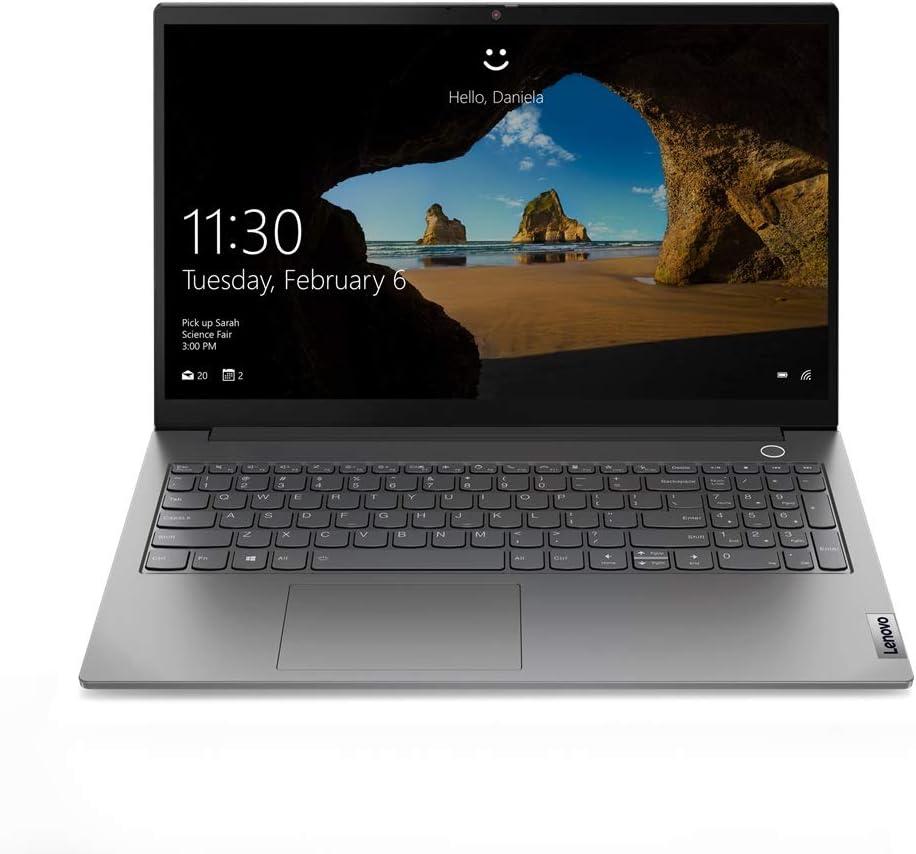 CUK ThinkBook 15 G2 by_Lenovo 15 Inch Business Notebook (Intel Core i7, 16GB RAM, 512GB NVMe SSD, 15.6