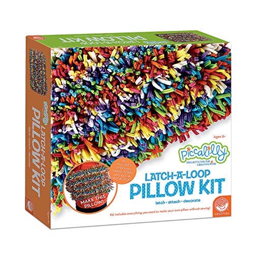 Latch-a-Loop Pillow Kit by MindWare ()