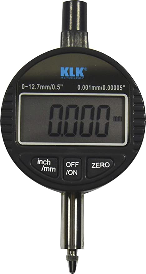 """Reloj comparador digital Rango 12,7mm/0,5"""" ..."""