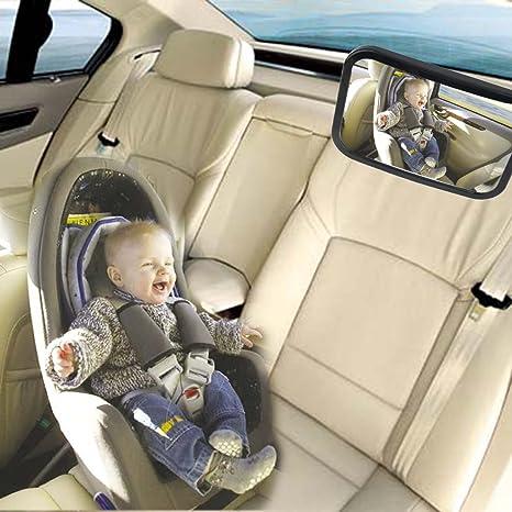 acheter authentique rechercher l'original nouveau concept Baby Rétroviseur Voiture enfants voiture de miroir de ...