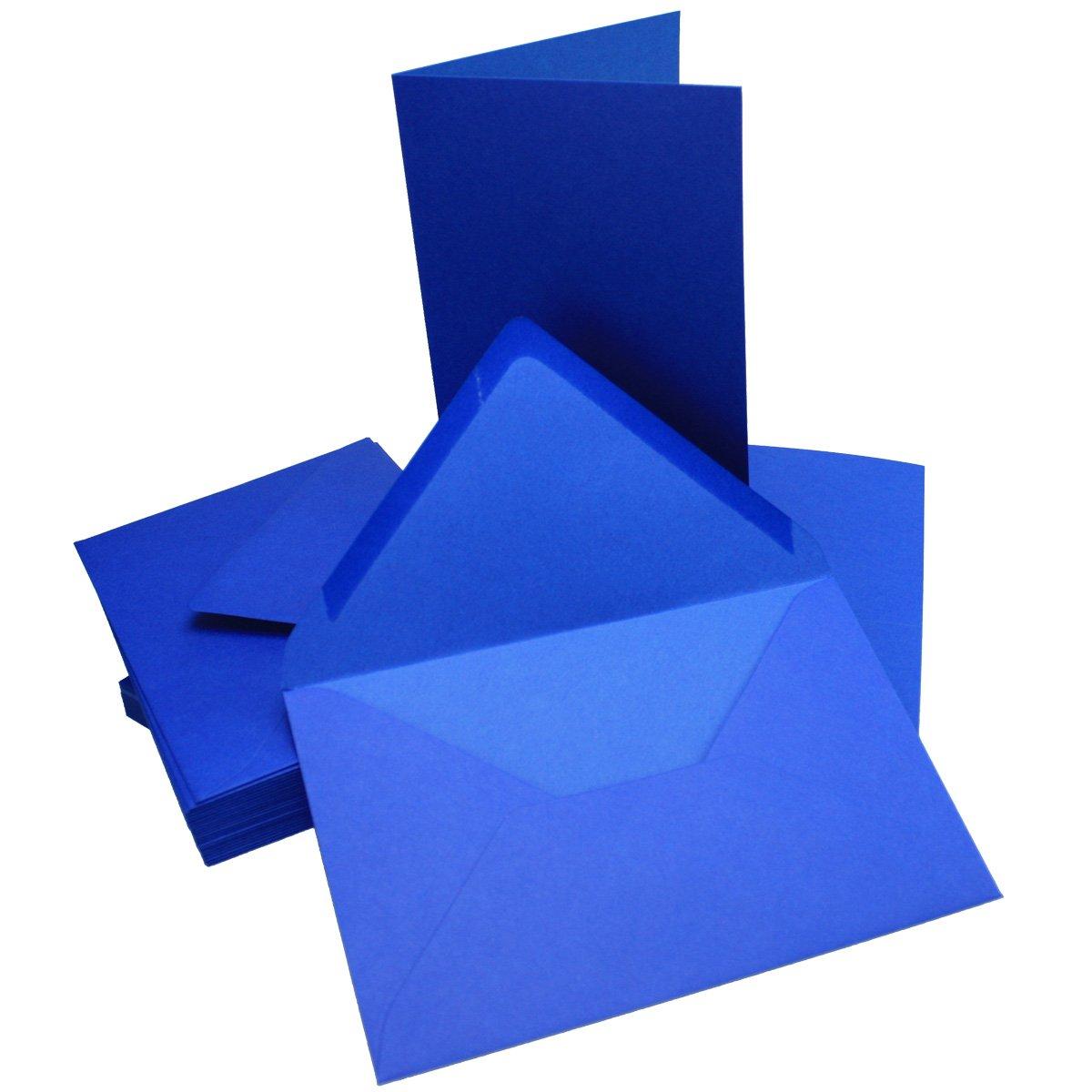 75 Sets - Faltkarten Hellgrau - Din A5  Umschläge Umschläge Umschläge Din C5 - Premium Qualität - Sehr formstabil - Qualitätsmarke  NEUSER FarbenFroh B07BSGTQ4G | Billig  d183b7