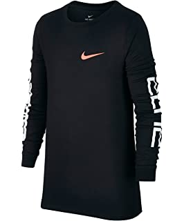 NIKE Boys Dry Elite Baskeball T Shirt