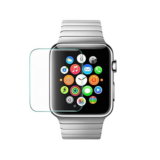My-Reloj-Accesorio para Apple Watch para Apple-Watch 38 mm, transparente, tamaño: 38 mm-Marca: Apple Watch-Color: transparente: Amazon.es: Relojes