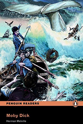 Moby Dick - Level 2 Pack (+ MP3). Penguin Readers Collection