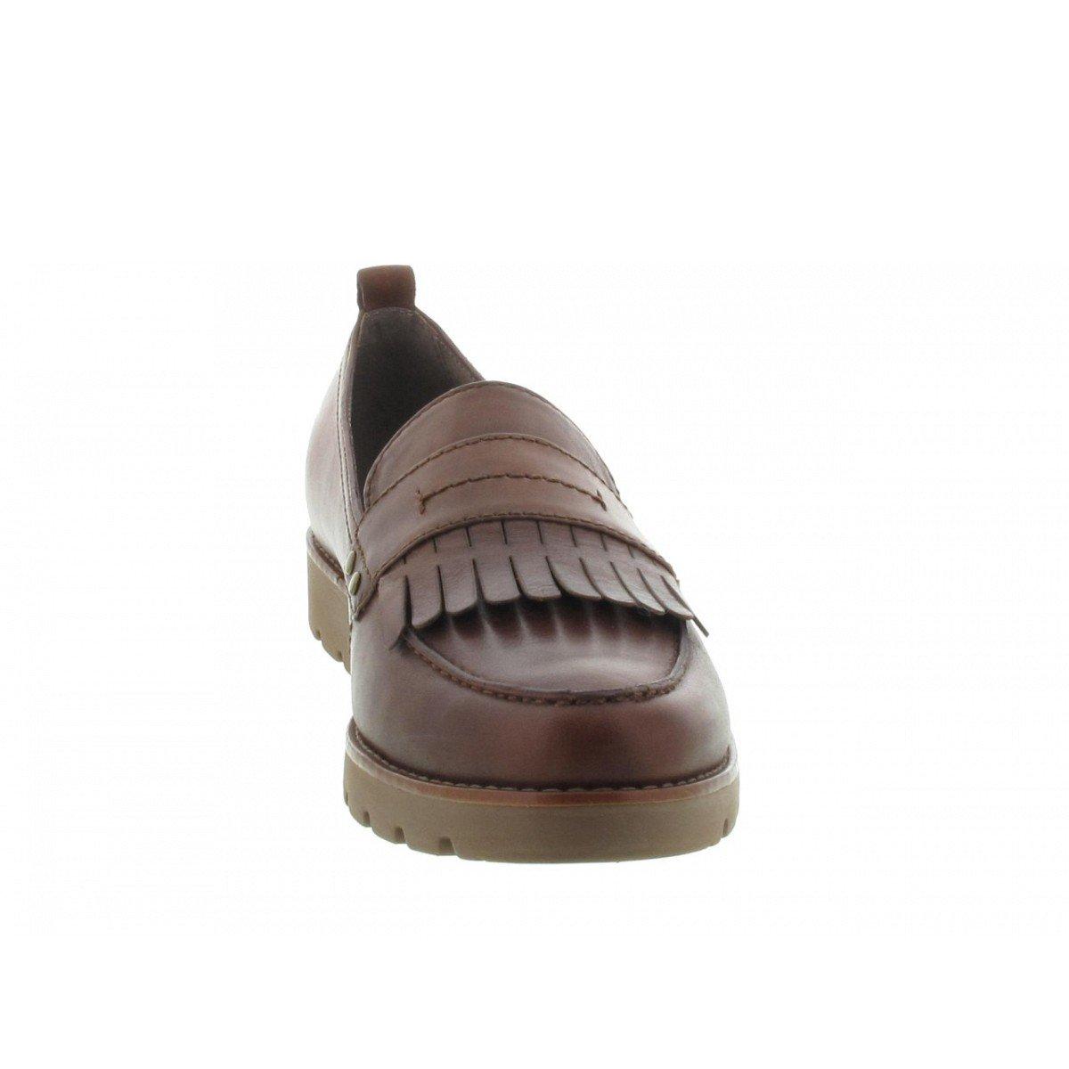 JANA JANA JANA Jana Damenschuhe Schuhe 24700 Cognac Braun 0f92bc