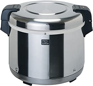 Zojirushi THA-603S 6-Liter Electric Rice Warmer, Stainless Steel