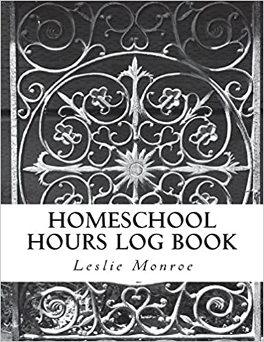 Homeschool, Hours Log, Journal, Missouri