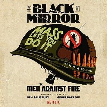 BEN & BARROW, GEOFF SALISBURY - Black Mirror: Men Against