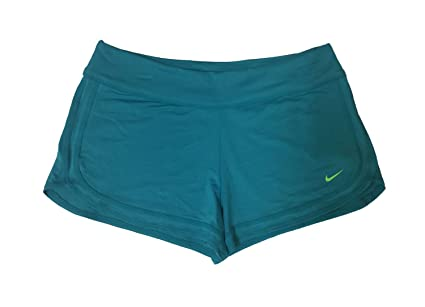 cc631a8dbd Amazon.com: Nike Women's Cover-Up Swim Shorts: Clothing