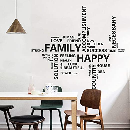 Family is a Gift Forever vinyl wall decal quote sticker decor Inspirational