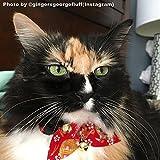 Necoichi Kimono Ribbon Cat Collar