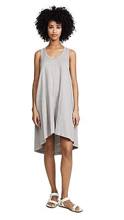 4ef86e53b44 Amazon.com: Wilt Women's High-Low Tank Dress: Clothing