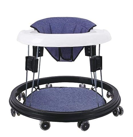 Arbre Niñito Andador para bebés 6/7-18 Meses Pasos Plegables Anti ...