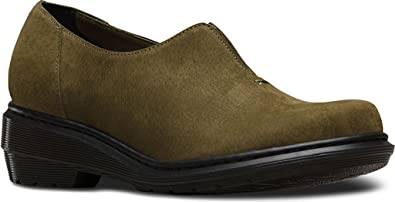 D4616 (without box) scarpa donna green DR. MARTENS ANNALINA shoe woman [37]: Amazon.es: Zapatos y complementos